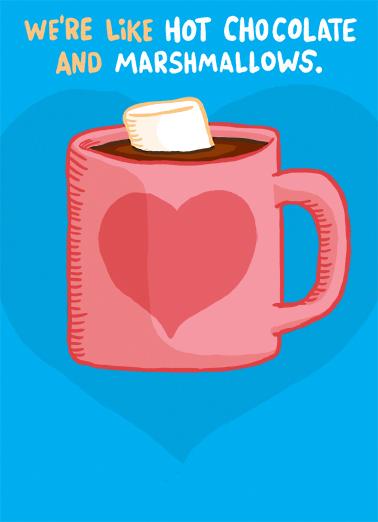 Funny Valentine\'s Day Card - \